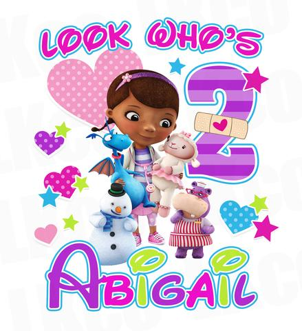 Free doc mcstuffins character clipart image free library Doc McStuffins – LuvibeeKidsCo image free library