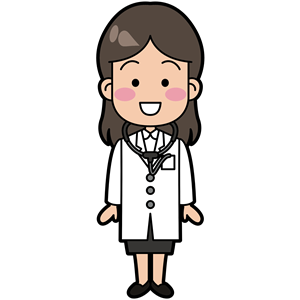 Physician clipart free graphic library download Female Doctor clipart, cliparts of Female Doctor free download (wmf ... graphic library download