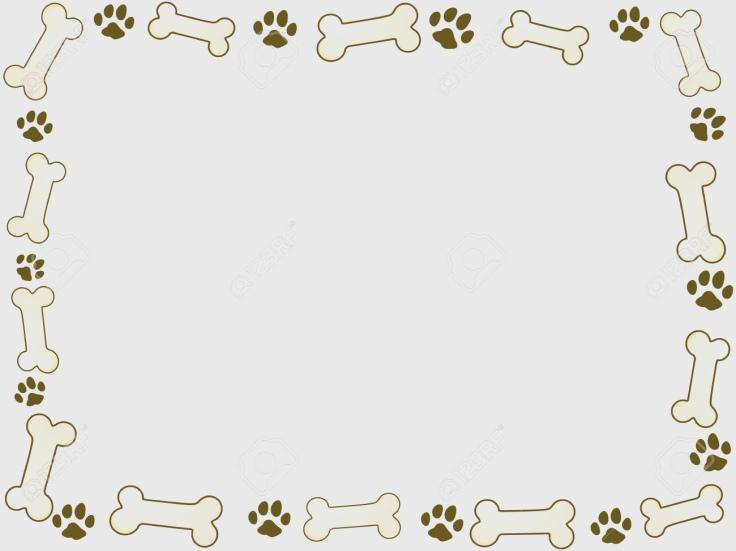 Free dog bone border clipart.  gigantic influences of