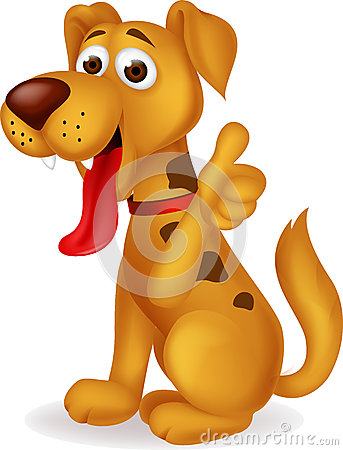 Free dog clipart thumbs up and down banner freeuse stock Dog Standing Up Sniffing Stock Illustrations – 52 Dog Standing Up ... banner freeuse stock