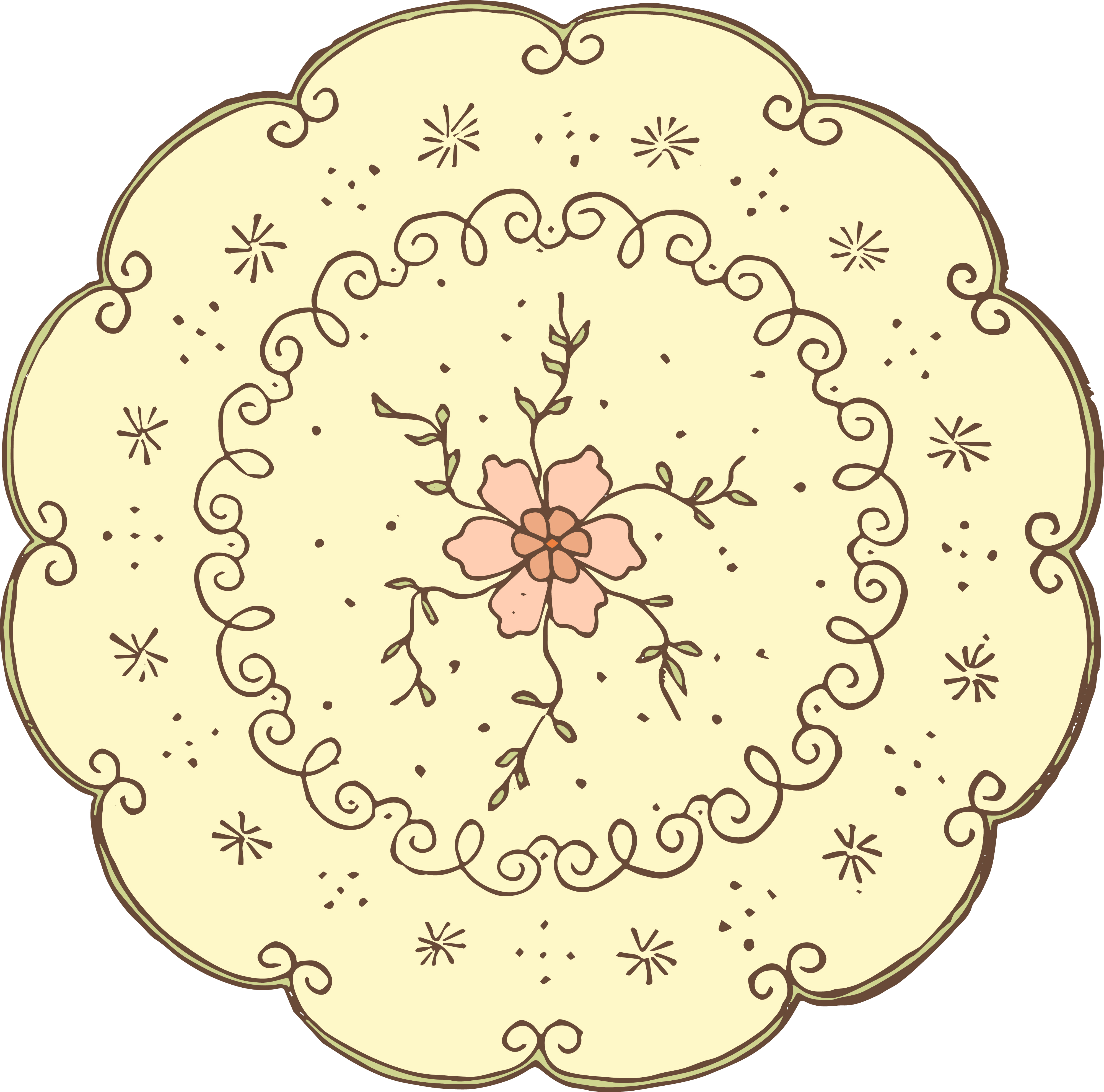 Free doily clipart jpg free download Free Doily Cliparts, Download Free Clip Art, Free Clip Art on ... jpg free download