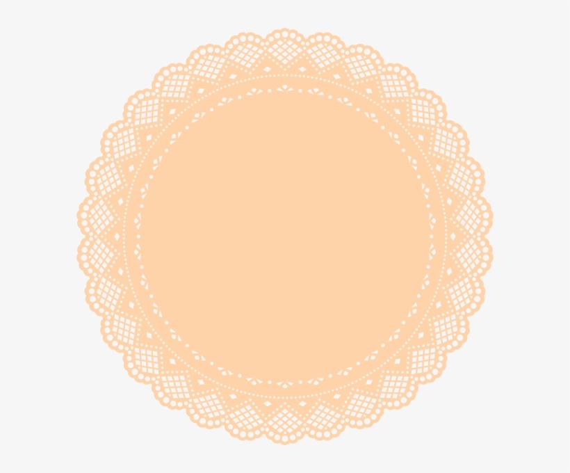 Free doily clipart jpg transparent stock 3 > Free Doily Clip Art - Transparent Lace Doily Clipart - Free ... jpg transparent stock