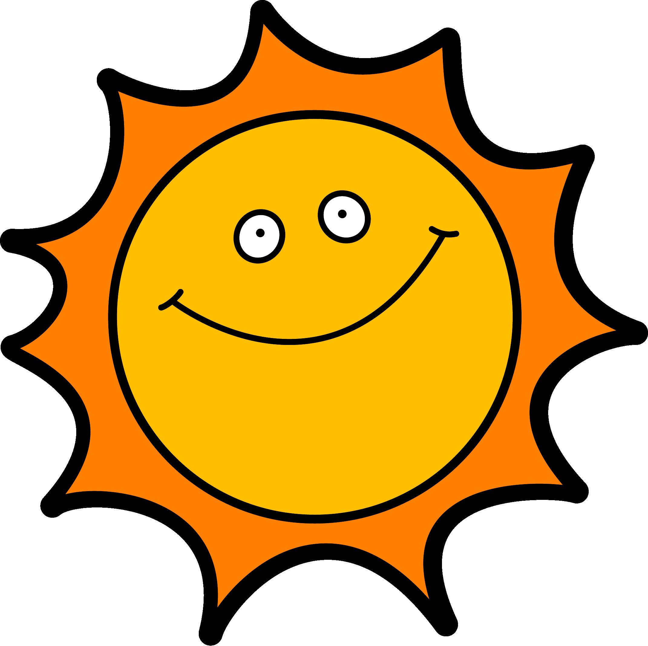 Free domain clipart. Sunshine sun public clip