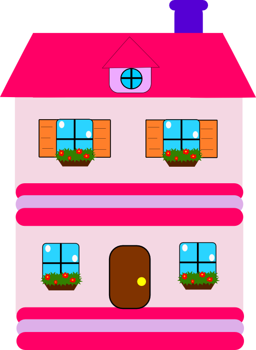 Free domain house clipart jpg download House Clipart   i2Clipart - Royalty Free Public Domain Clipart jpg download