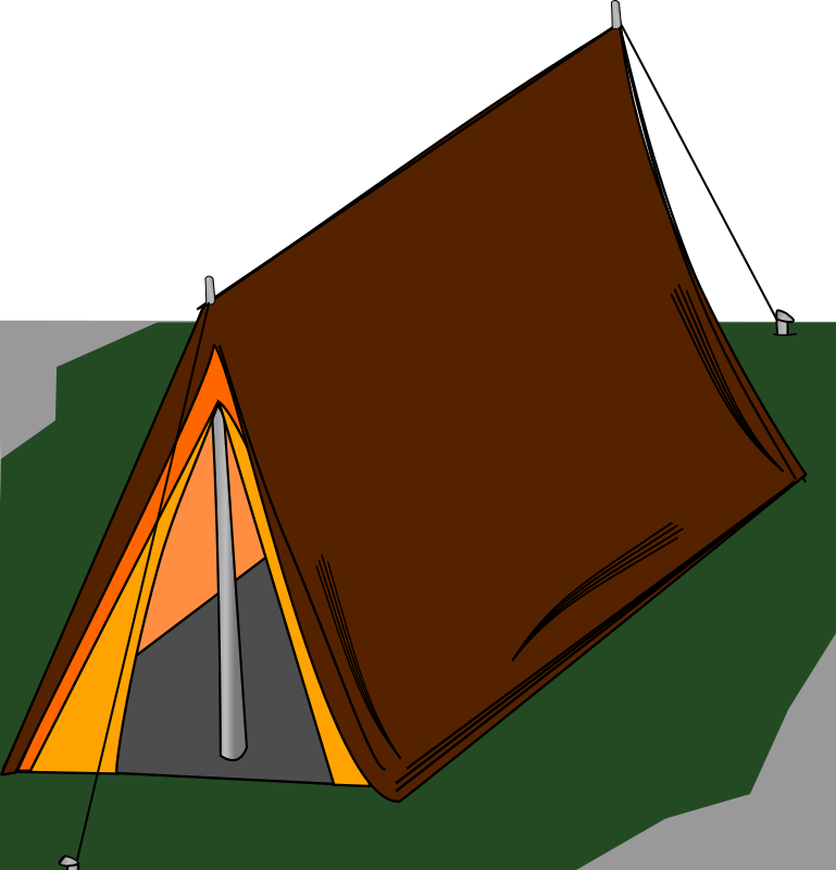 Free domain house clipart vector royalty free library Free Pictures Of Camping, Download Free Clip Art, Free Clip Art on ... vector royalty free library