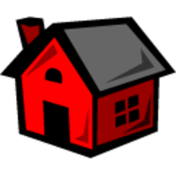 Free domain house clipart free stock House   Free Images at Clker.com - vector clip art online, royalty ... free stock