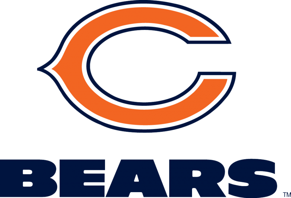Modern football clipart vector library stock Chicago Bears Clipart at GetDrawings.com | Free for personal use ... vector library stock