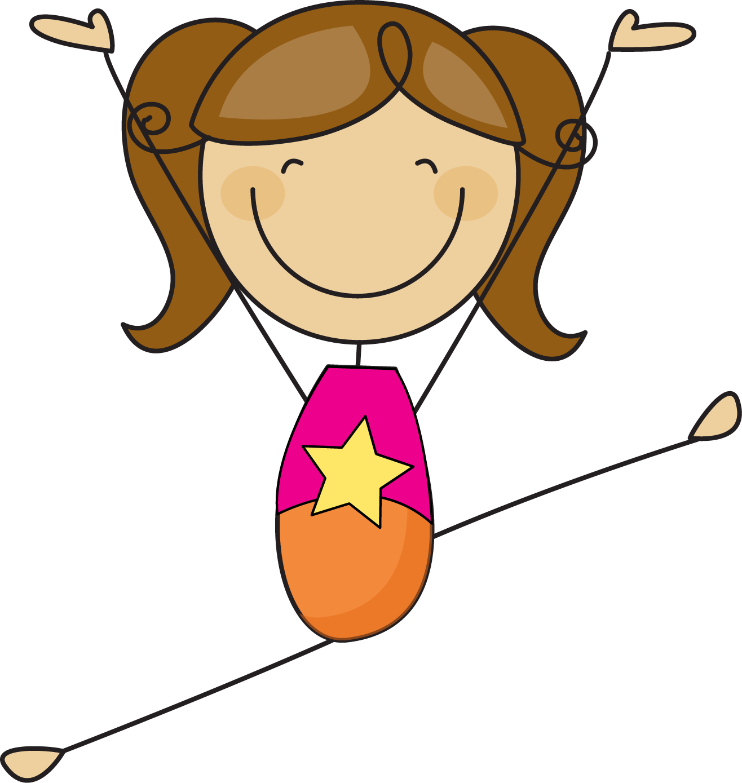 Free download cliparts image Girl Gymnastics Cliparts Free Download Free Gymnastics Clipart ... image