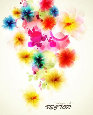 Free download flower background jpg transparent download Light color flowers background free vector download (54,907 Free ... jpg transparent download