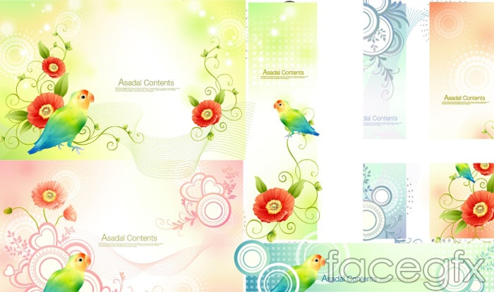 Free download flower background clipart library stock map vector background flower Parrot – Over millions vectors, stock ... clipart library stock