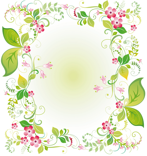 Free download flower border jpg transparent Spring flower borders free - ClipartFest jpg transparent