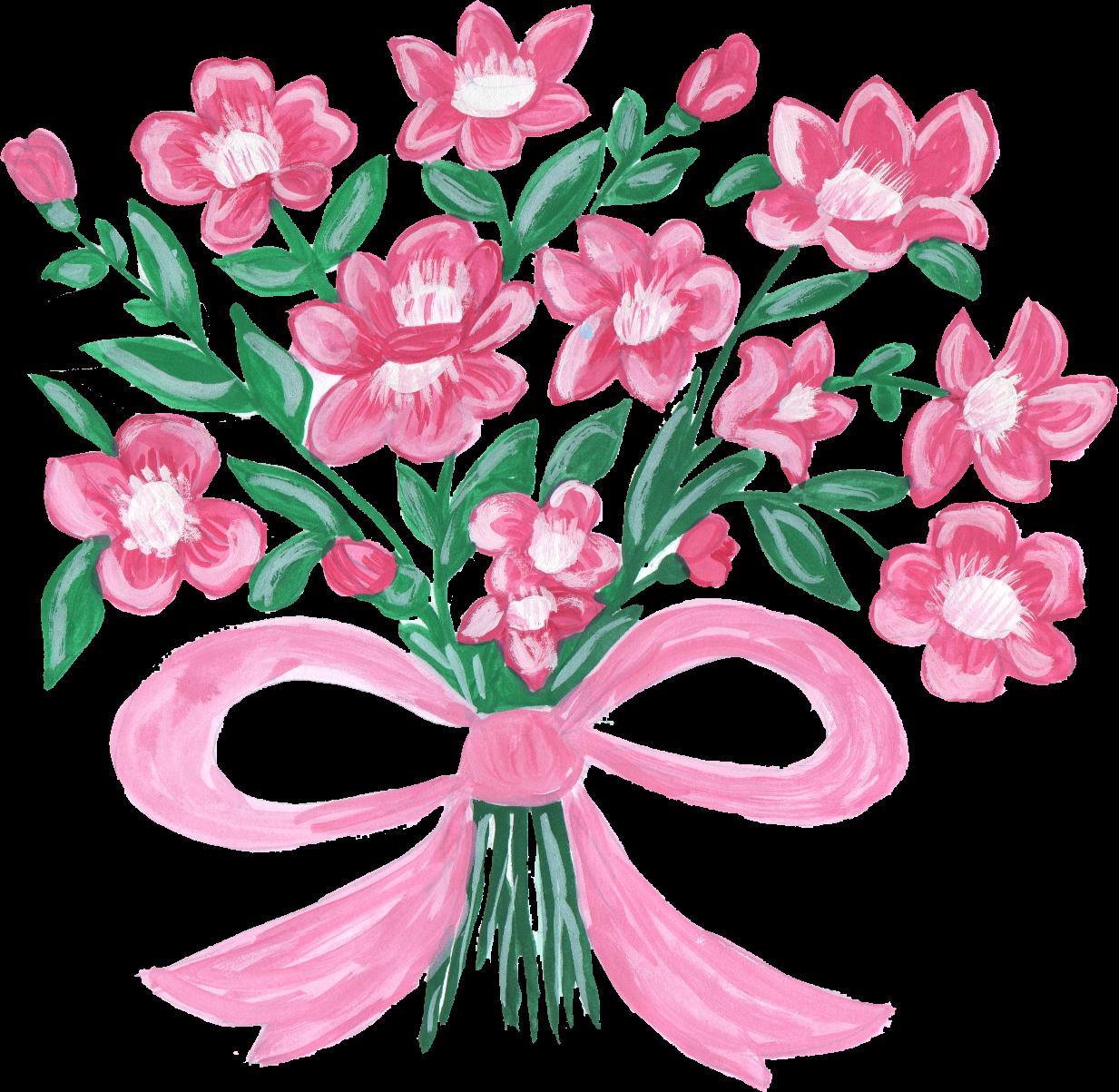 Free download flower bouquets svg 10 Flower Bouquet (PNG Transparent)   OnlyGFX.com svg