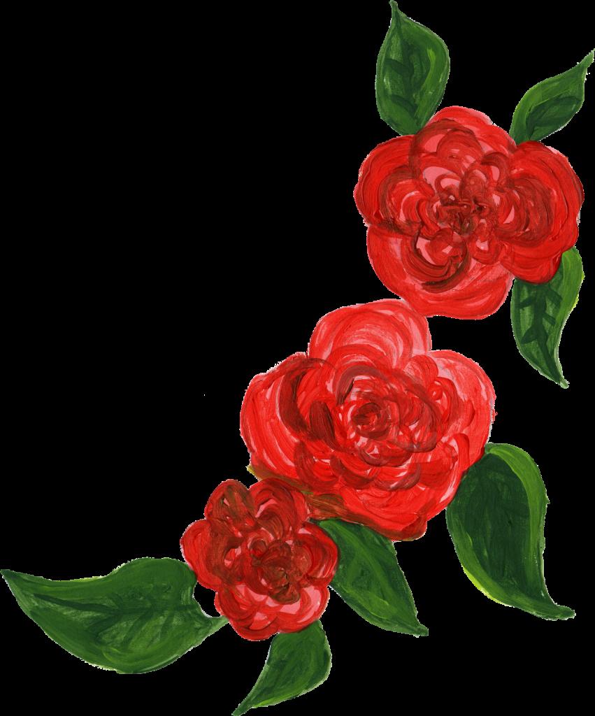 Free download flower images svg library 9 Flower Corner (PNG Transparent) | OnlyGFX.com svg library
