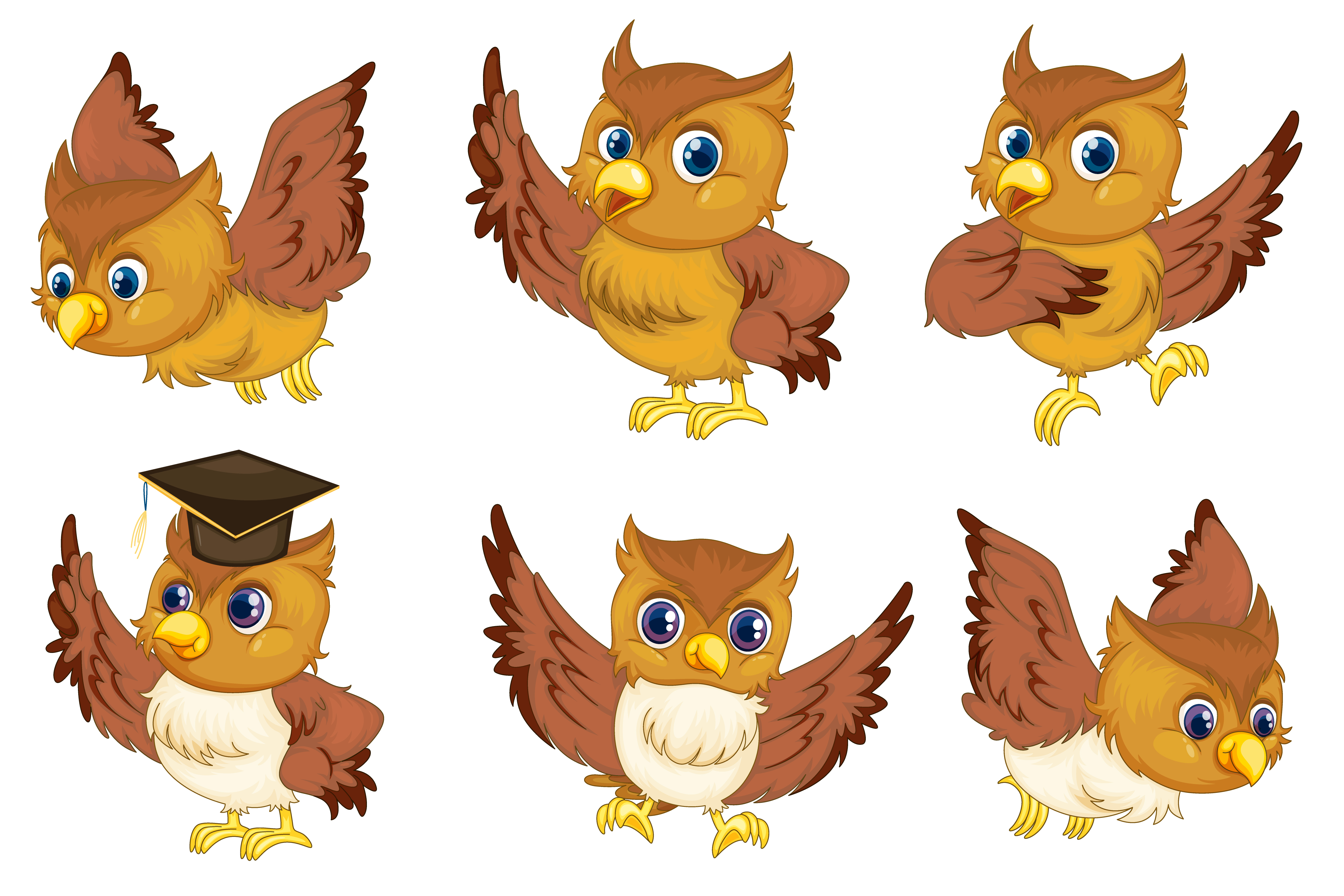 Free download photos of comicle owl clipart. Series vector art stock