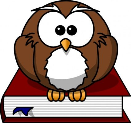 Cartoon and vector graphics. Free download photos of comicle owl clipart