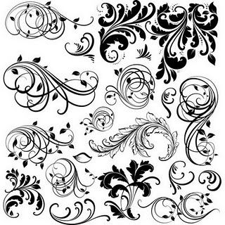 Free downloadable flourishes clipart free download Free downloadable flourishes #flourishes #printables   DIY ... free download