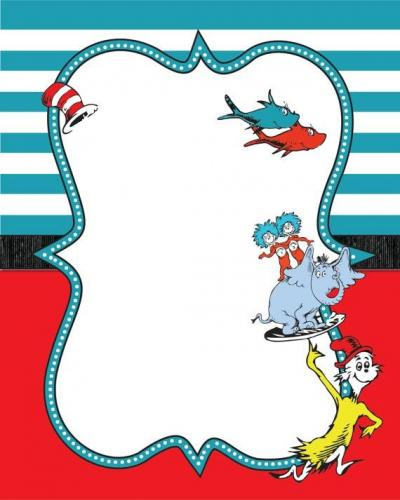 Free dr seuss border clipart svg library Download DR SEUSS BORDER Free PNG transparent image and clipart svg library