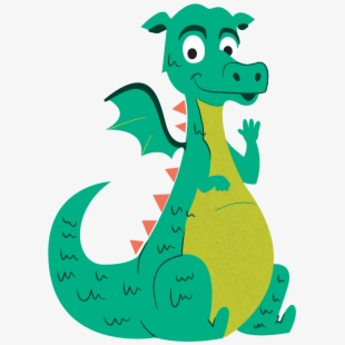 For cliparts silhouettes cartoons. Free dragon clipart kids