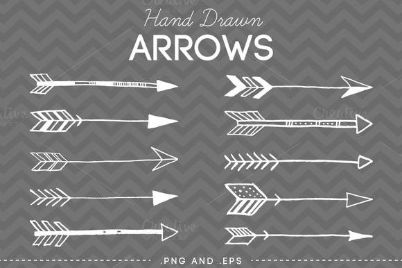 Free drawn arrow clipart image royalty free library Hand drawn arrow clipart no background - ClipartFest image royalty free library
