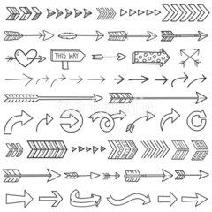 Free drawn arrow clipart svg free stock Hand Drawn Clip Art & Hand Drawn Clip Art Clip Art Images ... svg free stock