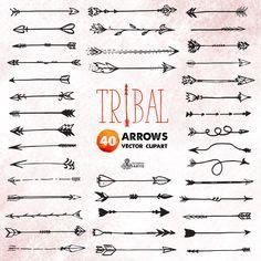 Free drawn arrow clipart clip transparent Hand-drawn arrow graphics // Free Download | In the corner, Arrow ... clip transparent