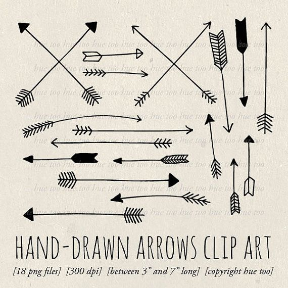 Free drawn arrow clipart svg library stock Free arrow clipart drawing - ClipartFest svg library stock