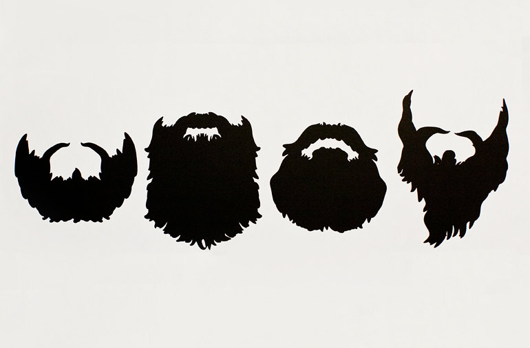 beard clip art. Free duck dynasty clipart
