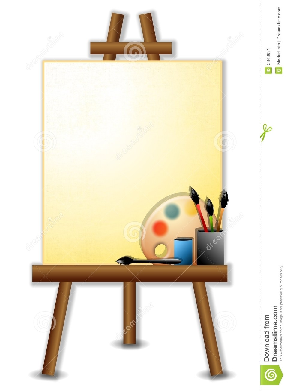 Free easel clipart graphic free Easel clipart free 2 » Clipart Portal graphic free