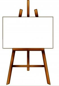Free easel clipart picture download Free Easel Clipart | Clipart and Things | Easel, Clip art, Cubby tags picture download