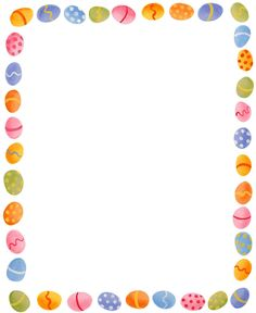 Cliparts download clip art. Free easter clipart borders