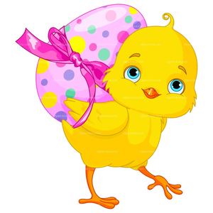 Free easter chick clipart black and white library Easter Chick Clipart Images   Free Images at Clker.com - vector clip ... black and white library