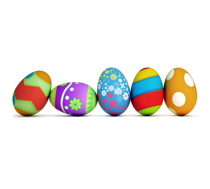 Free easter clipart egg banner free library Free clipart easter eggs - ClipartFest banner free library