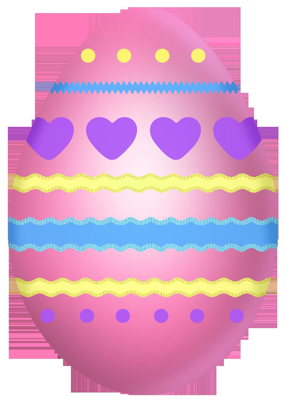 Pastel easter eggs clipart picture transparent stock Free easter heart clipart - ClipartFest picture transparent stock