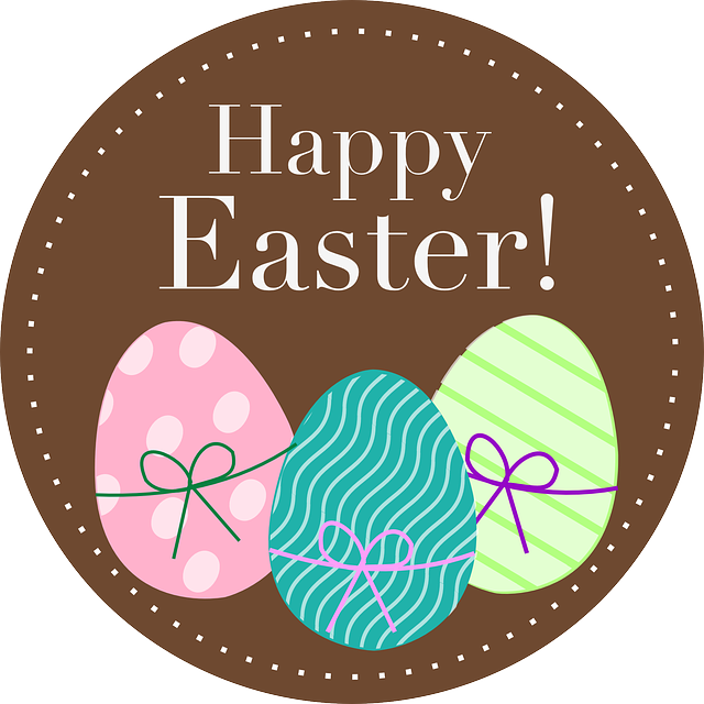 Free easter clipart for facebook image black and white library 18 Easter Vector Clip Art Images - Free Easter Clip Art Vector, Free ... image black and white library