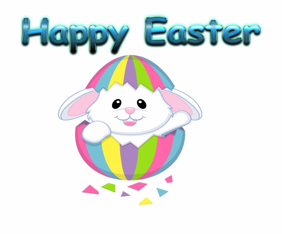 Free easter clipart for facebook png black and white stock Happy Easter 2019 Facebook Free PNG Images & Clipart Download ... png black and white stock