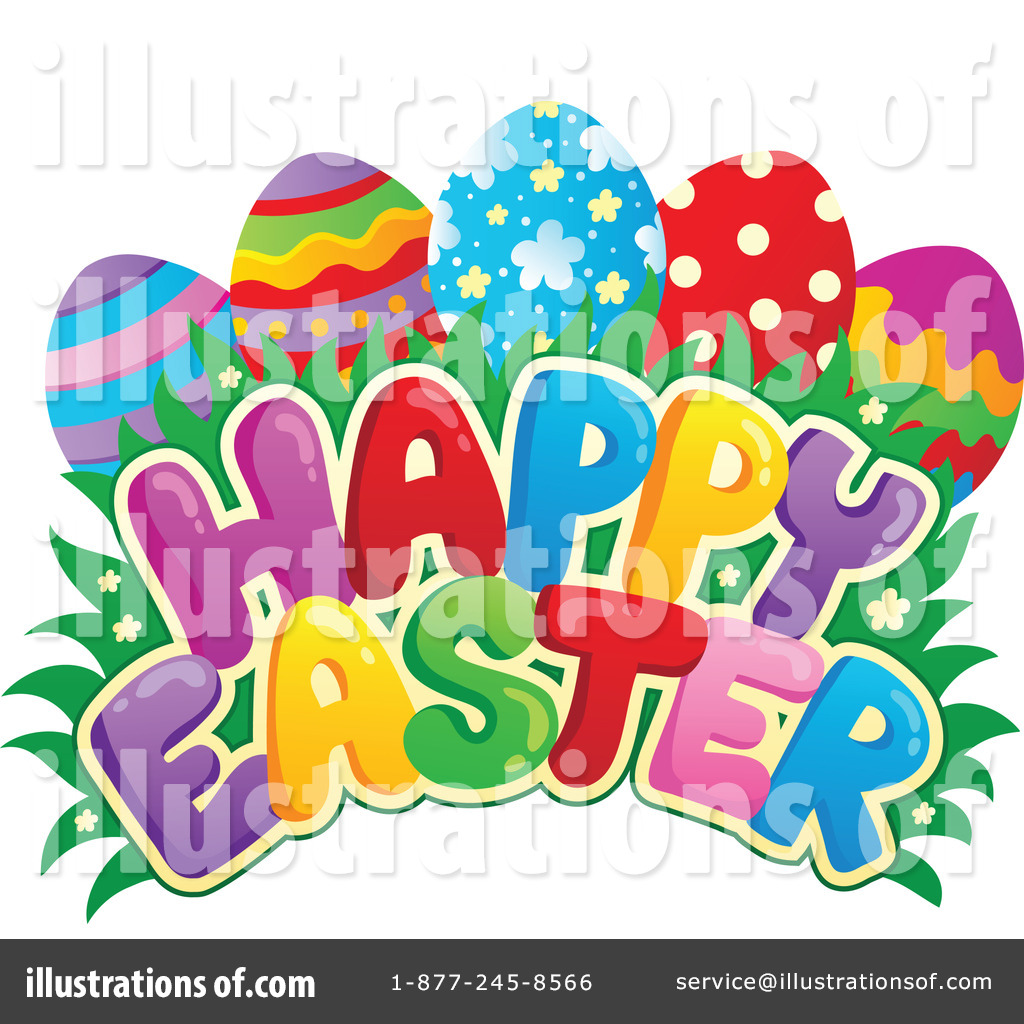 Free easter clipart images graphic transparent Easter Clipart #1096930 - Illustration by visekart graphic transparent