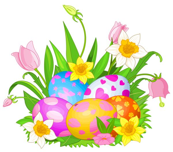 Free easter flower clipart image freeuse stock Free Clipart Easter Flowers – HD Easter Images image freeuse stock
