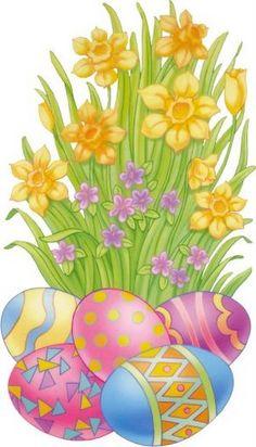 Free easter flower clipart image transparent download Free Easter Flowers Cliparts, Download Free Clip Art, Free Clip Art ... image transparent download