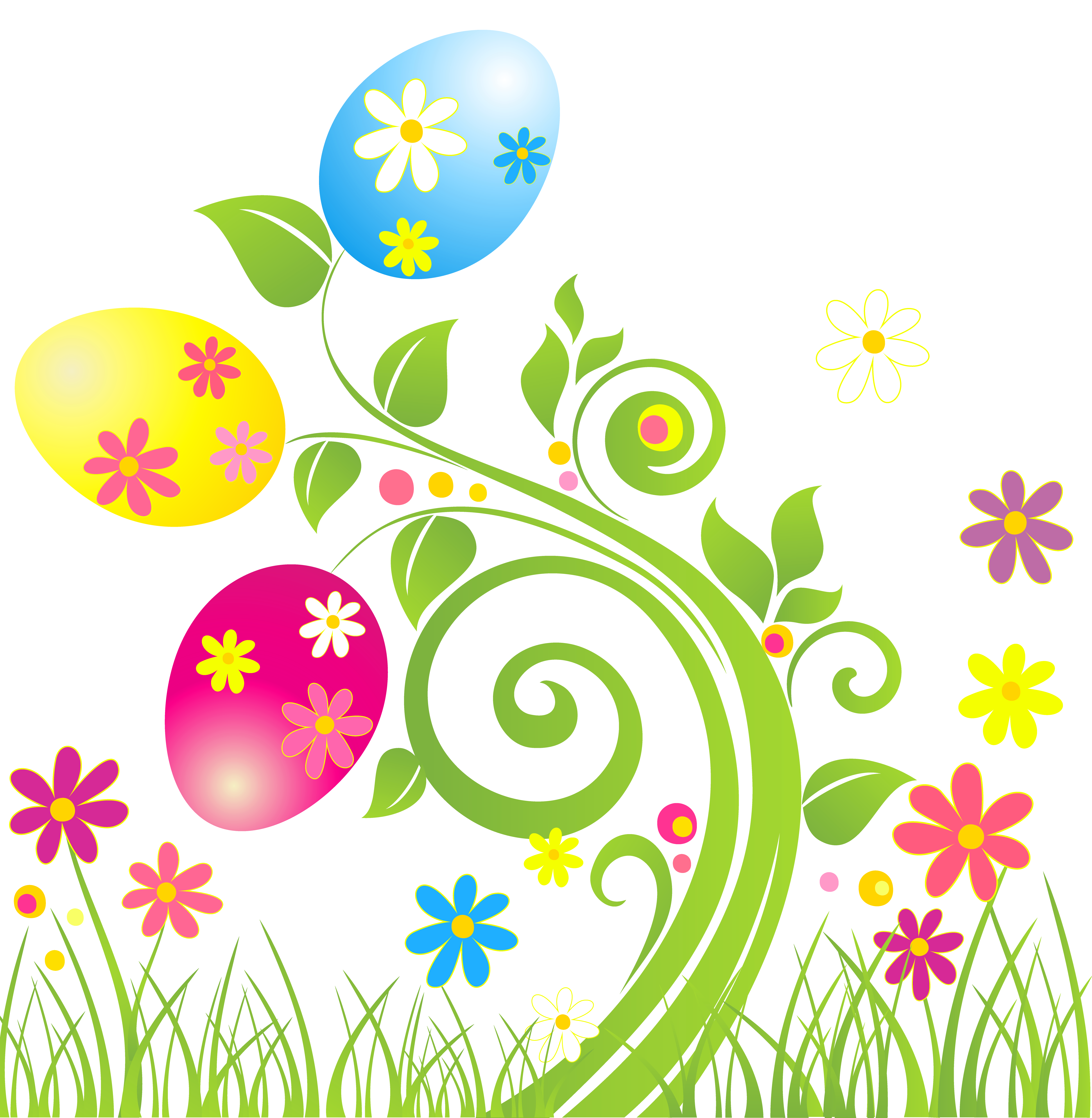 Free easter flower clipart picture royalty free download Free Easter Flowers Cliparts, Download Free Clip Art, Free Clip Art ... picture royalty free download