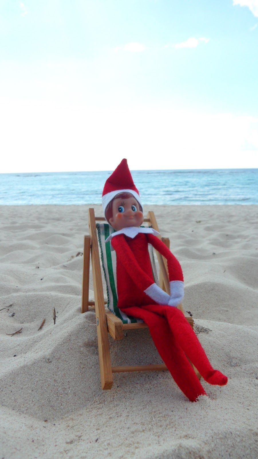 Free elf on a shelf clipart maritime bad picture free download 365 days of wonderful: Elf on the Shelf....Lounging on the beach ... picture free download