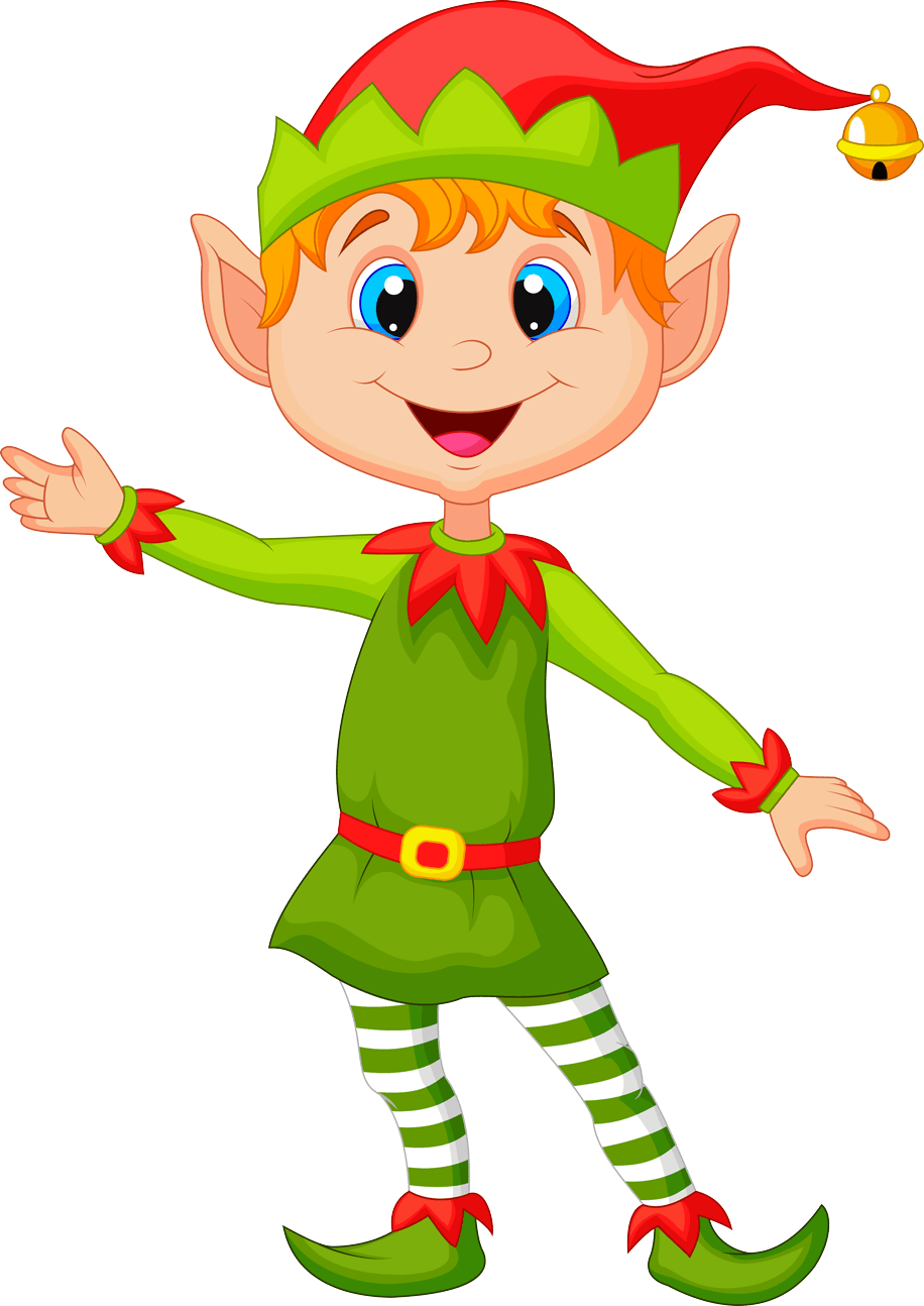 Free elf waving clipart png free Pin by Charudeal on Clipart   Christmas cartoons, Elf images ... png free