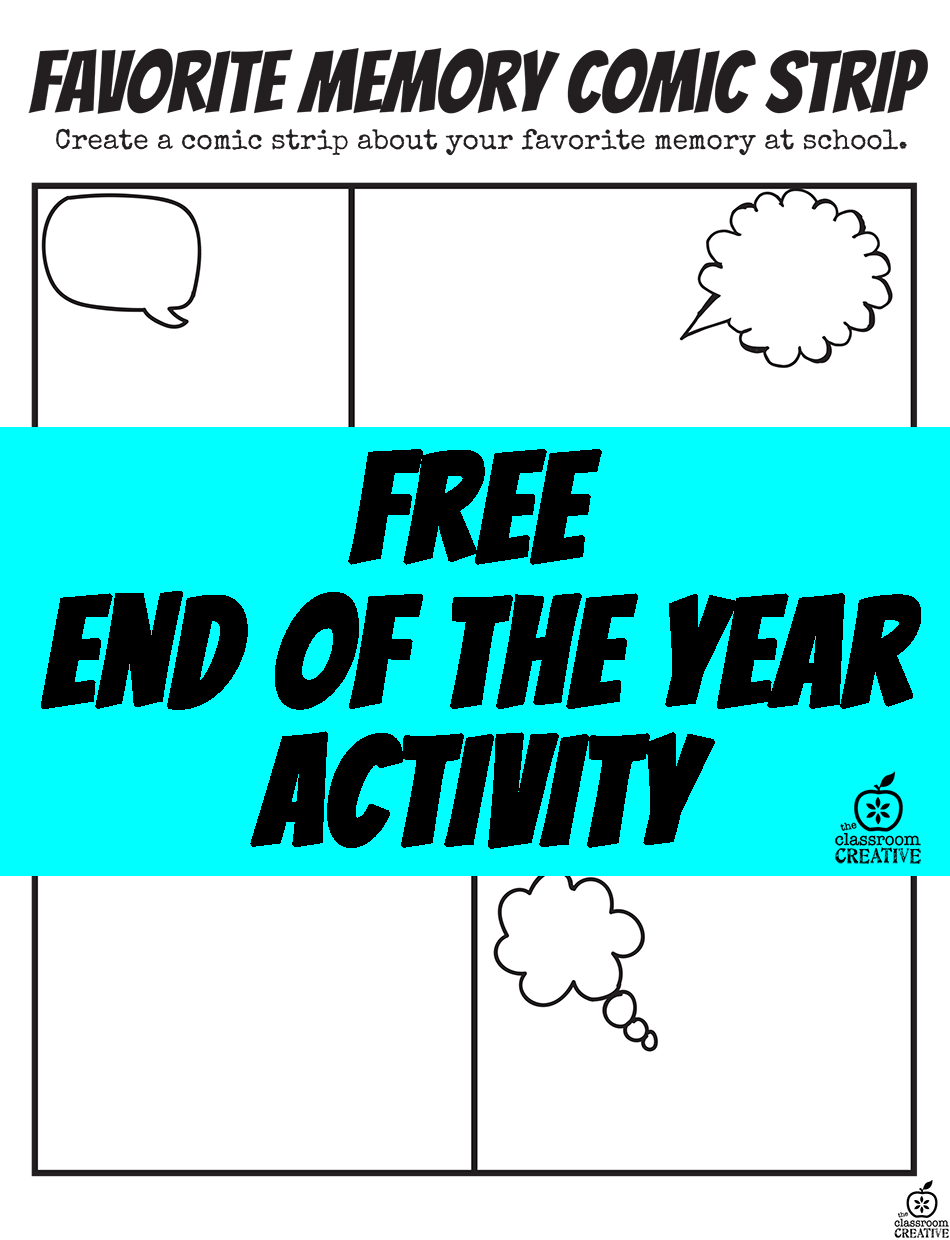 Free end of school clipart image royalty free library End of the School Year Superhero Activity image royalty free library