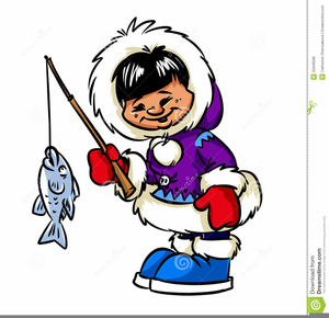 Cartoon images at clker. Free eskimo clipart