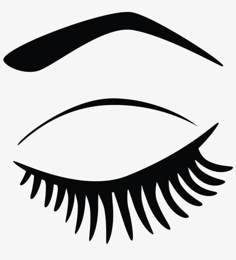 Free eyelash clipart svg freeuse download Photography Clipart Eyelash - Eyelashes Svg Transparent - Free ... svg freeuse download