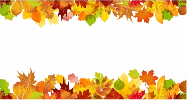 Free fall border clipart image transparent download Fall Border Free vector in Adobe Illustrator ai ( .AI ... image transparent download