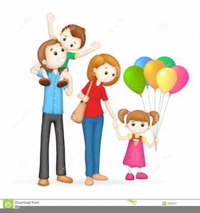 Happy images at clker. Free family clipart pictures