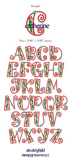 Free fancy christmas alphabet clipart jpg free Doodle Font - Letters, Capital, Alphabet, Text Royalty Free Stock ... jpg free