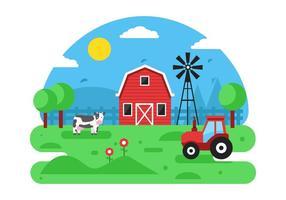 Free farm clipart clip art freeuse download Farm Free Vector Art - (30,450 Free Downloads) clip art freeuse download