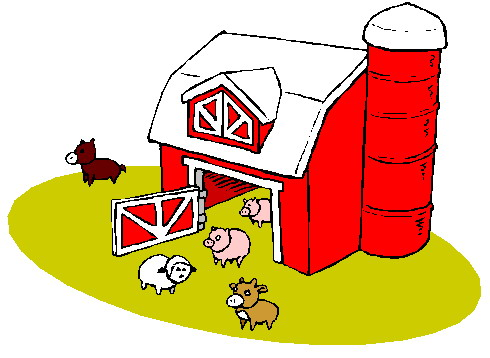 Free farm clipart image black and white stock Farm clipart free clipart images 3 - Cliparting.com image black and white stock