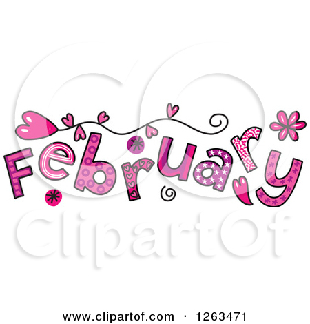 Free february clipart images banner royalty free library Month Of February Clipart banner royalty free library